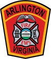 Arlington County Fire Department Logo