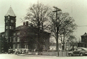 Arlington County Courthouse in 1950