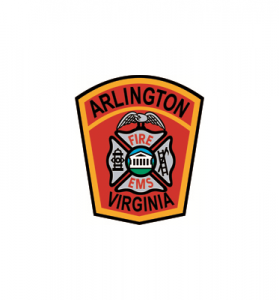 Arlington County Fire Department patch