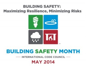 Arlington Celebrates Building Safety Month