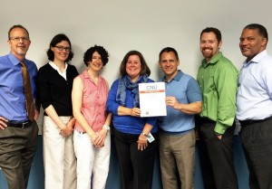 Arlington County Planners Accept Award for Columbia Pike Plan