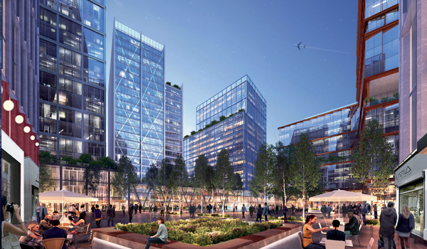 Amazon Selects Arlington Alexandria NOVA Site