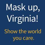mask up virginia