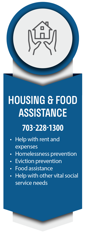 Housing and Food Assistance Image