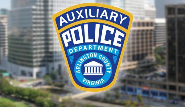 arlington county police auxiliary
