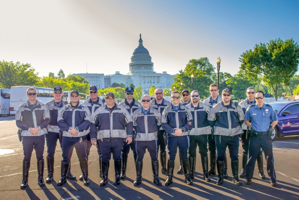 special operations section photo of officers