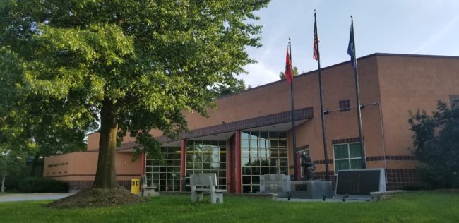 Fire Station 1 - Front