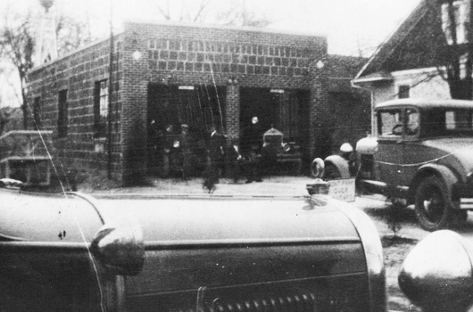 image of station #4 vintage photo