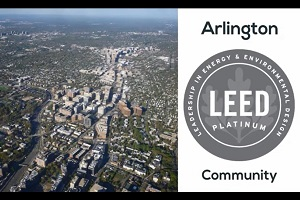 Arlington Platinum LEED Certified Community