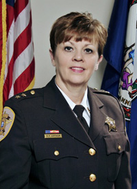 Sheriff Beth Arthur