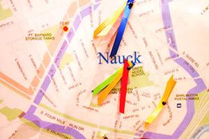 Map of Nauck Neighborhood