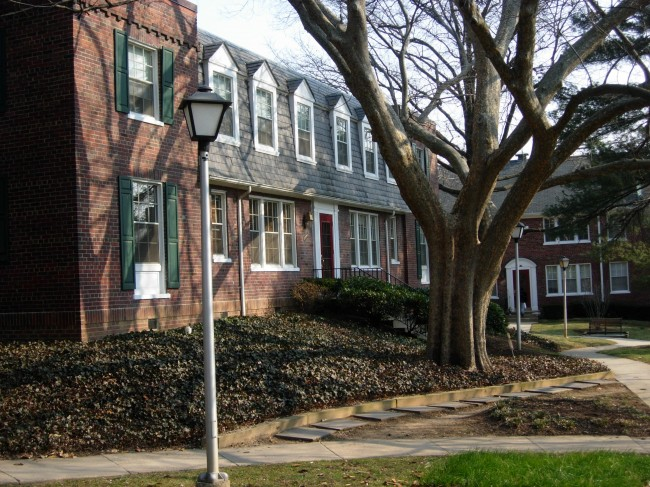 Colonial Village Affordable Housing
