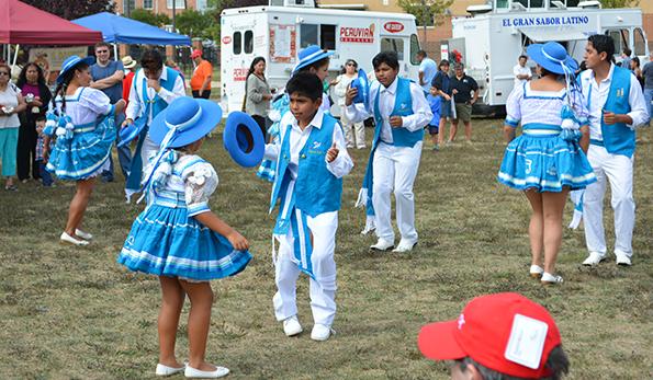 2016 Latino American Festival