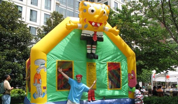 Sponge Bob Amusement