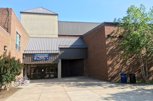 Thomas Jefferson Community Center