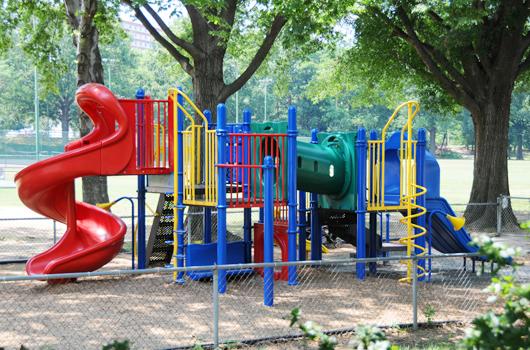aurora hills arlington county park playground