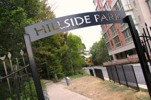 hillside_park_arlington_county_sign