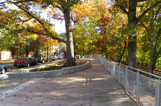 hillside_park_arlington_county_walkway