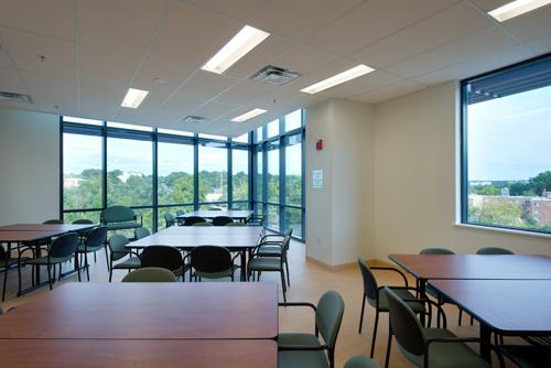 arlington mill community center rooms