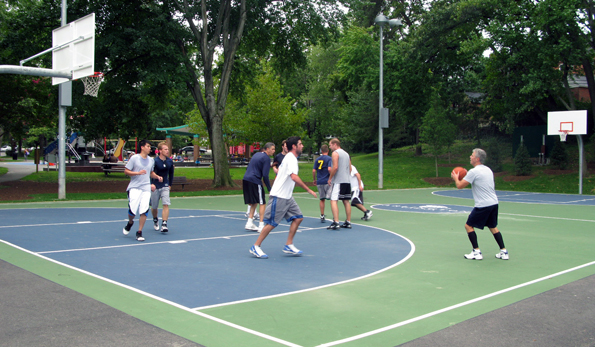 Basketball Courts - Parks & Recreation