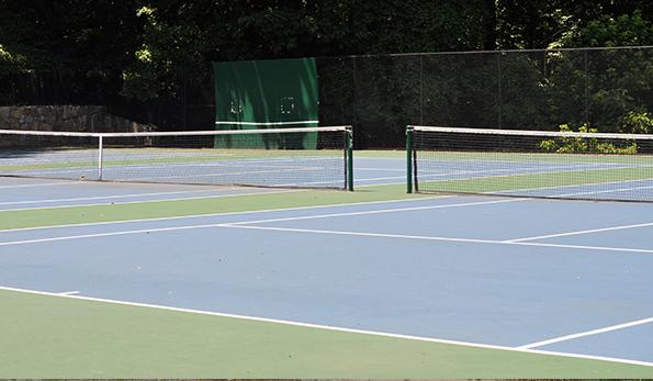 Marcey Park Tennis Court