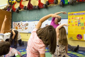 Preschool Exercise