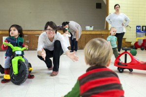 Cooperative Playgroup