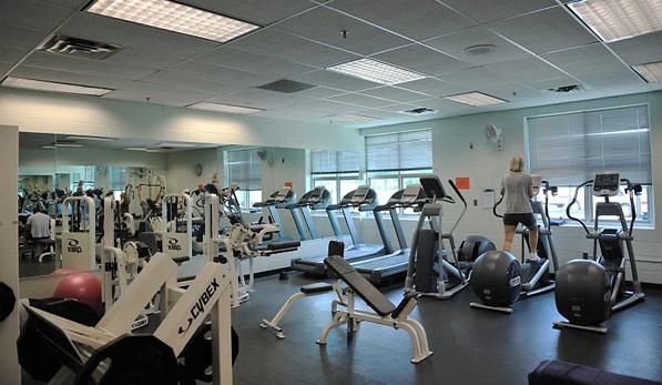 Barcroft Fitness Room