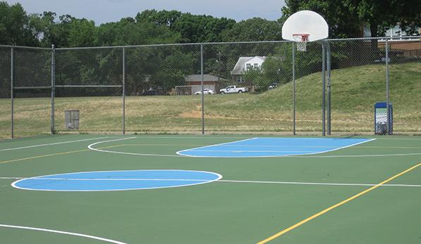 Carver Basketball Court