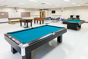 Carver Game Room