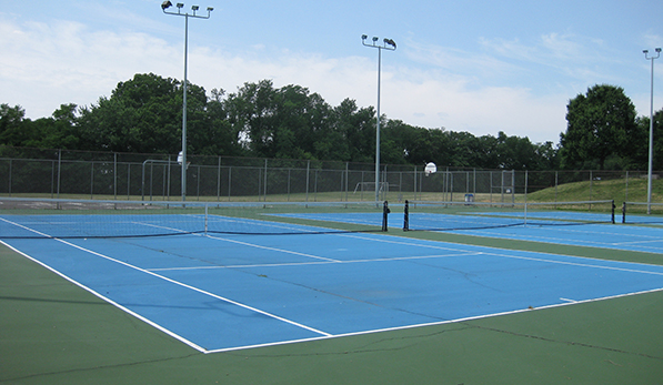 Carver Tennis Courts