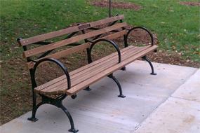 park bench adoption