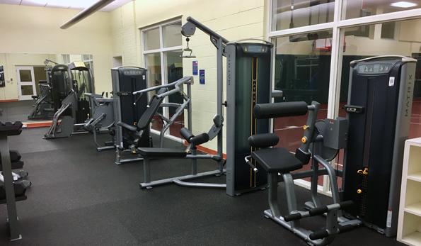 fairlington fitness equipment