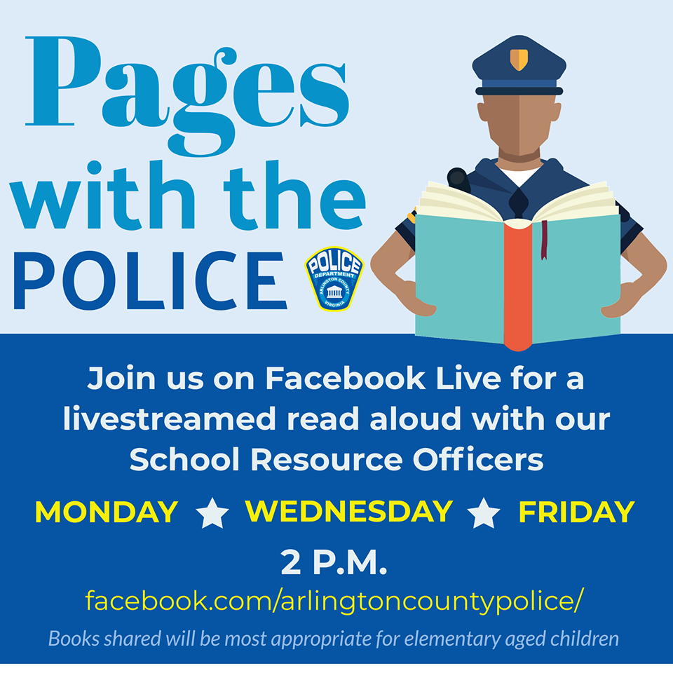 pages with police