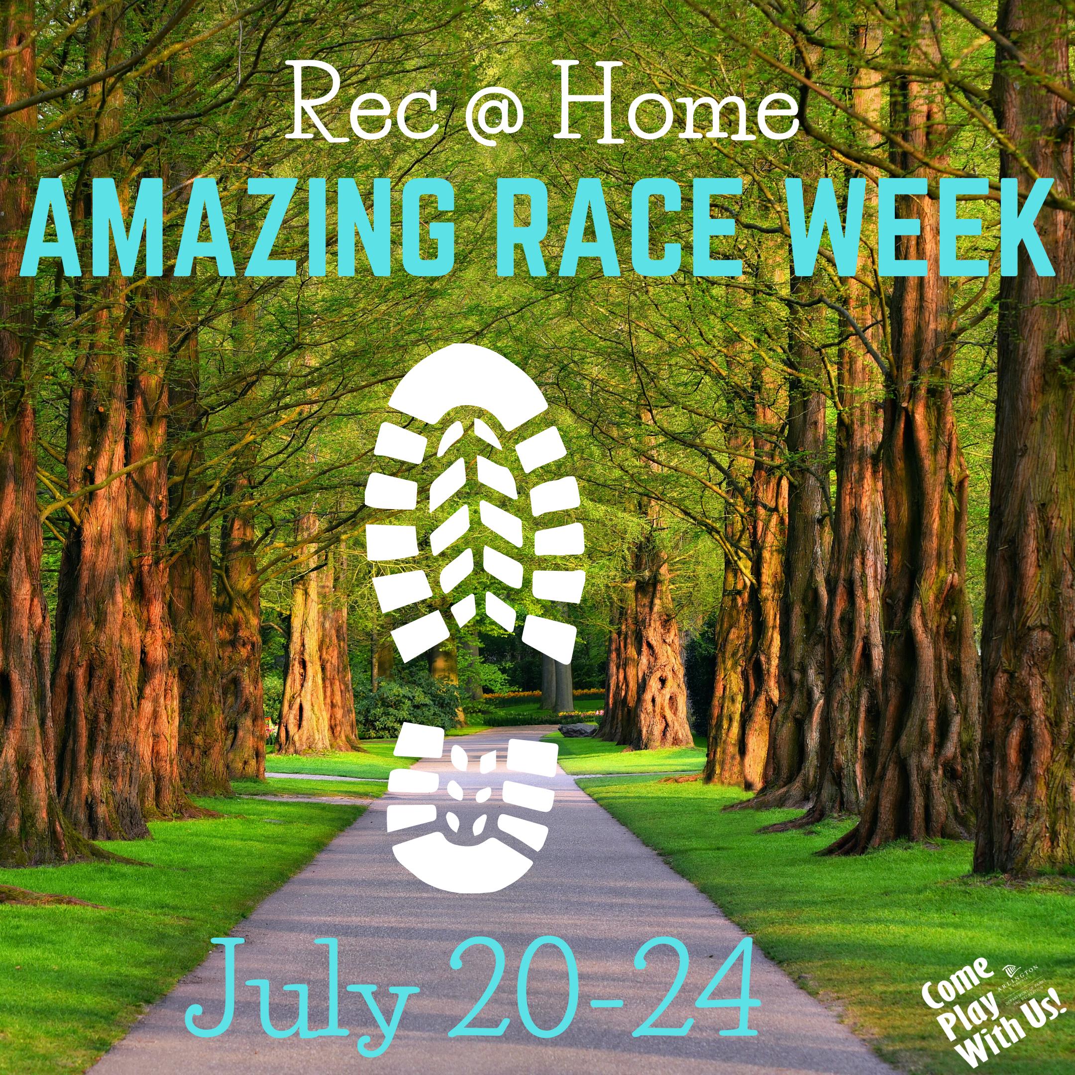 Rec Home Amazing Race Course Parks Recreation