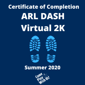 A Personalized Digital Completion Certificate