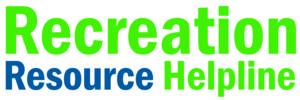 recreation resource helpline logo