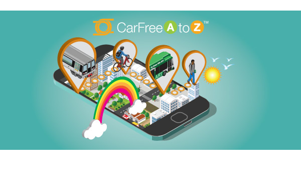 CarFree A to Z app image