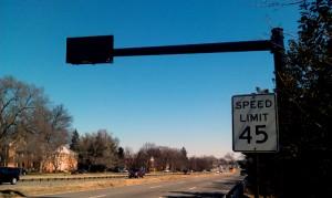 VMS on Arlington Boulevard.