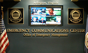 Arlington county Office of Emergency Management