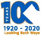 Arlington's centennial logo