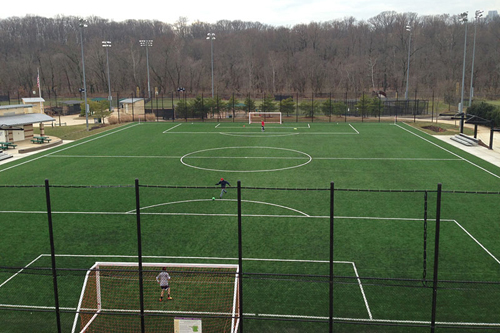 Barcroft Park Replacement of Synthetic Turf Field Projects