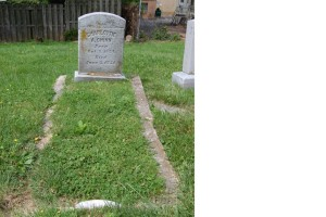 Calloway grave
