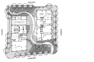 Latitude site plan
