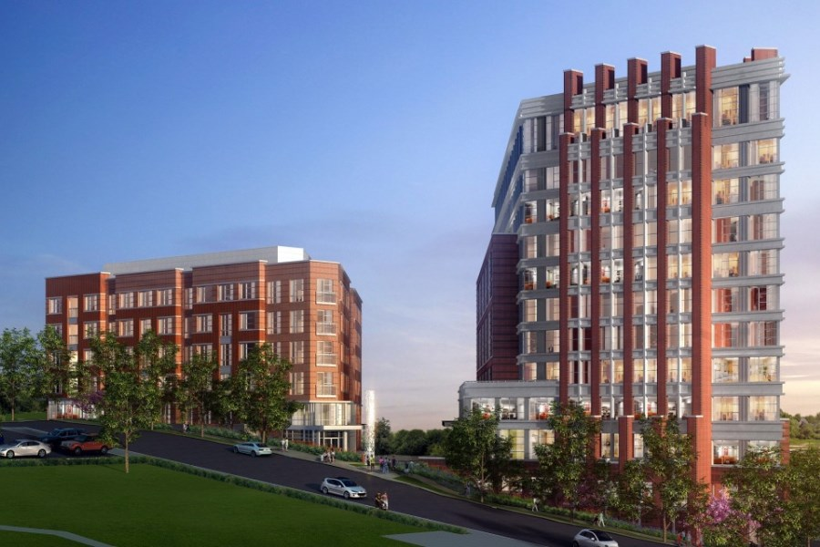 Fort Myer Va >> Gables North Rolfe Street - Projects & Planning