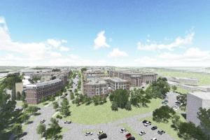 Park Shirlington rendering