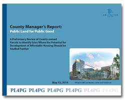 Public Land for Public Good Housing Report