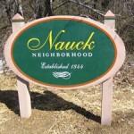 Nauck Sign