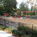 Playground at Penrose Park