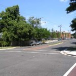 Westover Intersection with safety improvements